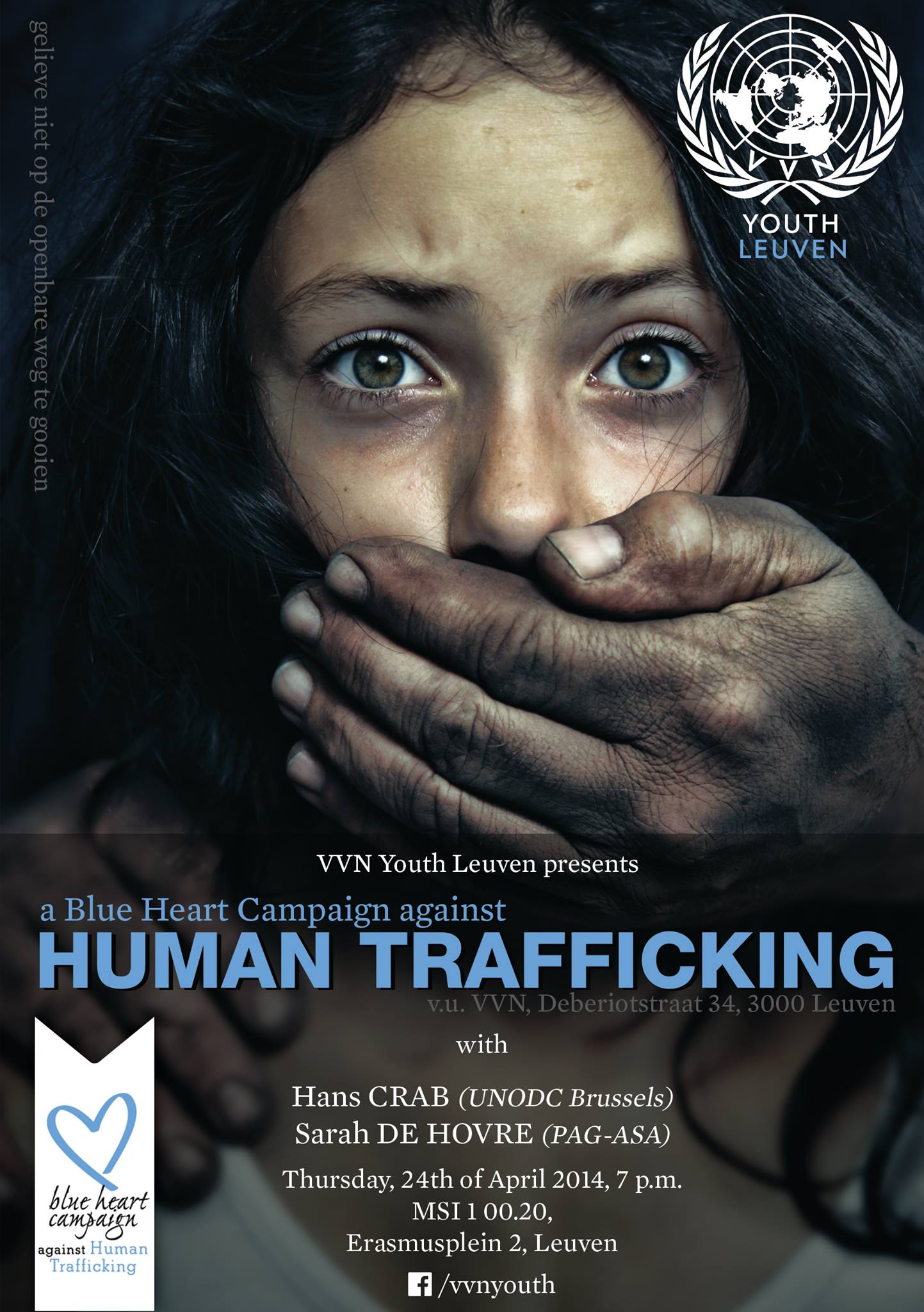 Human trafficking: The faith and justice communities must work together to fight this scourge