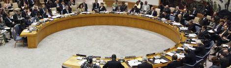 Bezoek van de VN-Veiligheidsraad aan België