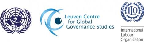 Lunchlezing Raymond Torres, ILO (25/09)