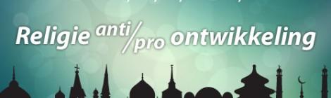 Ontwikkelingsdebat Religie anti/pro Ontwikkeling (1/10)