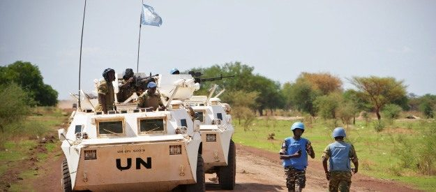 Policy Seminar: The Future of UN Peace Operations in a Changing World (26/09)