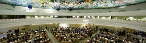 Lunchlezing: Europa en de Mensenrechten anno 2016: de Nood aan Blijvende Betrokkenheid van de Verenigde Naties door Jan Jarab (23/05)