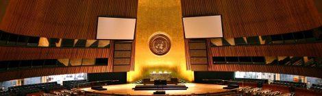 """Lunchlezing """"Hoe Verenigd zullen onze Naties zijn in 2017?"""" (24/02)"""