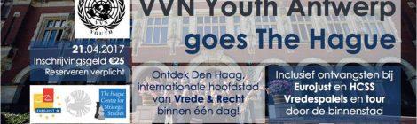VVN Youth Antwerpen: studiereis naar Den Haag (21/04)