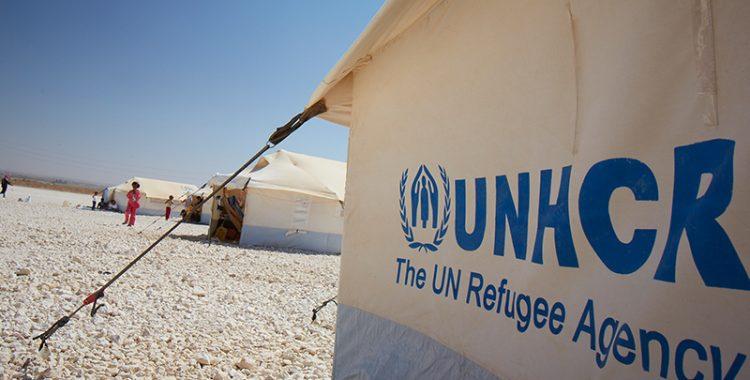 """Mevr. Andrea Vonkeman (UNHCR) over """"Better Protecting Refugees"""""""