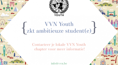 VVN Youth zoekt ambitieuze student(e)
