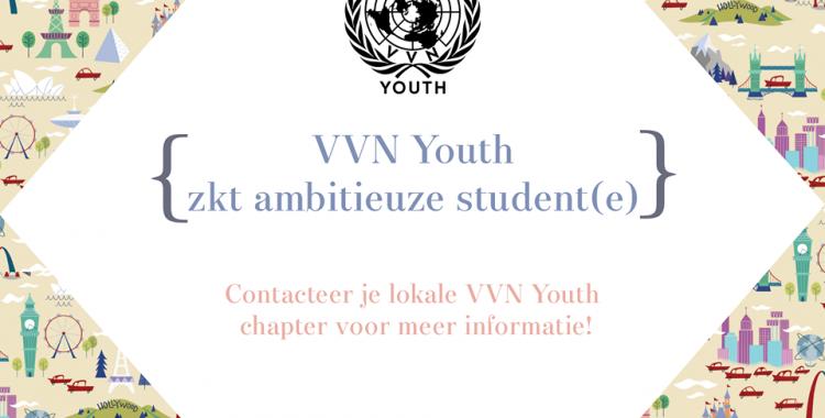 VVN Youth zoekt ambitieuze student(e)
