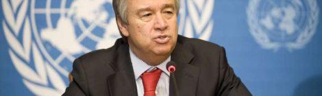 """Lunchlezing """"Uitdagingen en Opportuniteiten voor de VN en de Nieuwe Secretaris-Generaal"""" (03/07)"""