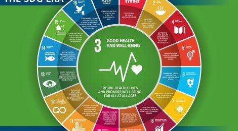 """Lunchlezing """"Globale Strategieën voor de Gezondheid van Vrouwen, Kinderen en Jongeren in het licht van de SDG's"""" (25/09)"""