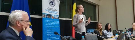 Terugblik: Lunchlezing met Hélène De Bock (FOD BZ)