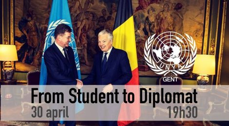 From Student To Diplomat (UNYA Gent)