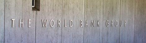Nathalie Francken aan het stuur van de Wereldbank in Washington