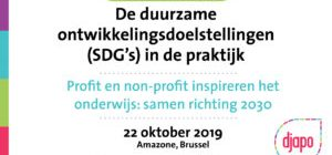 Terugblik: SDG-onderwijsdag van Djapo