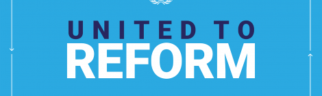 De hervorming van de VN: United to Reform