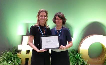Stad Gent neemt prestigieuze VN klimaatprijs in ontvangst op klimaatconferentie in Madrid