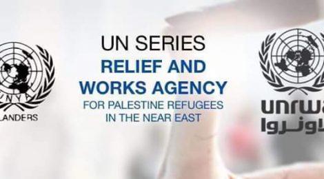 UNYA Flanders: Visit to UNRWA Brussels
