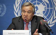 Nieuwsjaarsboodschap van VN secretaris-generaal Guterres: onzekerheid én hoop