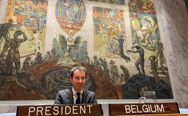België is kandidaat voor een zetel in de VN-Mensenrechtenraad