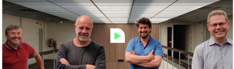 Professor David Criekemans over Amerikanen op de Noordpool in podcast Vranckx & Byloo