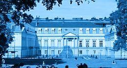 UN75: Volg het voorbeeld van het Egmontpaleis en verlicht ook uw gebouw in blauw op 24 oktober